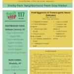 Fresh Stop Markets Food Recipes of 9/8-10/2020