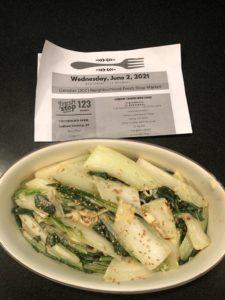 Week 1 Share Recipes
