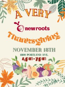 Read more about the article A Very New Roots Thanksgiving